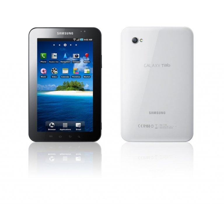 Samsungs erstes Android-Tablet