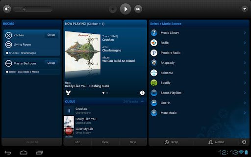 Sonos Update Bringt Tablet Support Android User