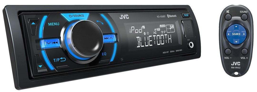 das jvc kd x50bt bluetooth autoradio im test android user. Black Bedroom Furniture Sets. Home Design Ideas