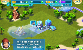 android aufbauspiele