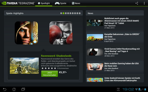 Im Test: Real Boxing, The Conduit HD, Ravensword: Shadowlands