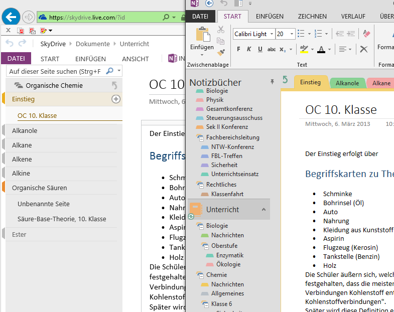 how to use microsoft onenote offline