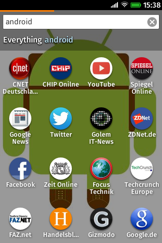 wichtigste apps android