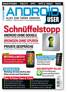 Android User 02/14