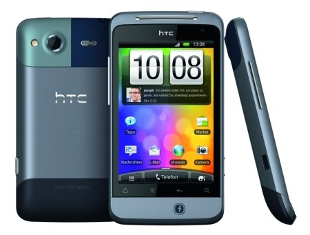 HTC hat neues Facebook-Phone in Planung