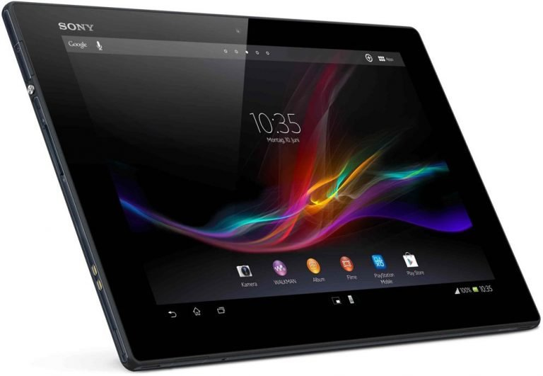 MWC 2013: Wir testen Sonys neues Android-Tablet Xperia Tablet Z