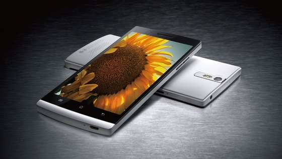OPPO Find 5 eventuell in Google-Edition