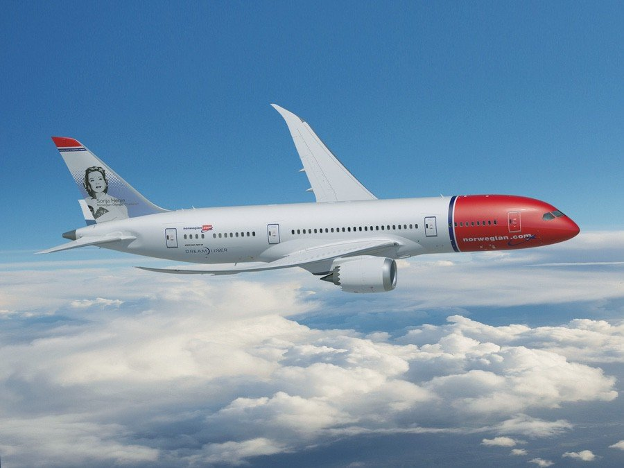 Norwegian Airlines startet Android-Entertainment-System