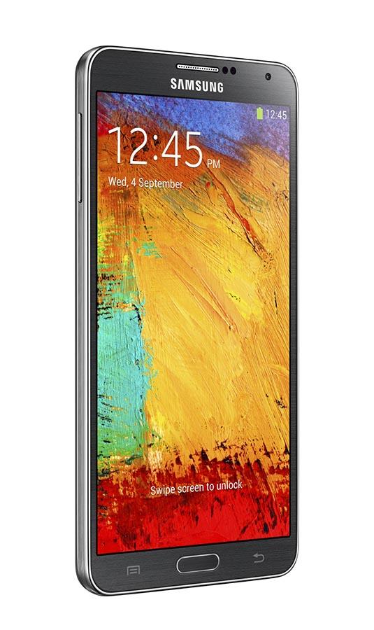 Galaxy Note 3: Smartphone mit Regionalsperre