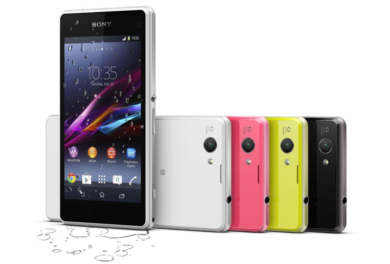 CES 2014: Nach dem Sony Xperia Z1 kommt das Xperia Z1 Compact