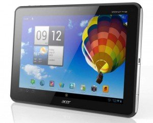 Defekte Hardware: Lieferstopp beim Acer Iconia Tab A510