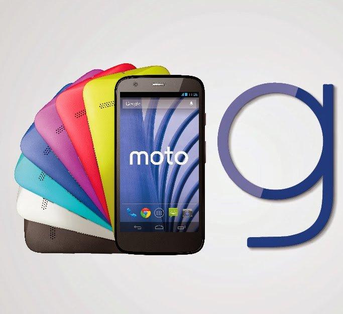 Moto G in Indien als Dual-SIM-Version für unter 150 Euro verfügbar