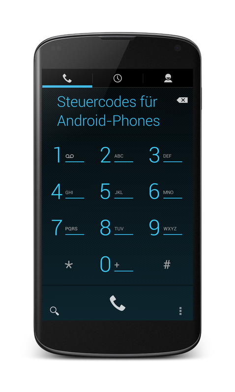handy codes android