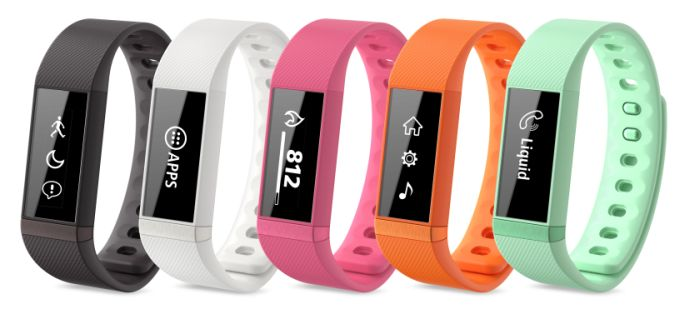 Acer Liquid Leap: Fitness-Tracker mit 1-Zoll-OLED-Display ab Ende August zur IFA