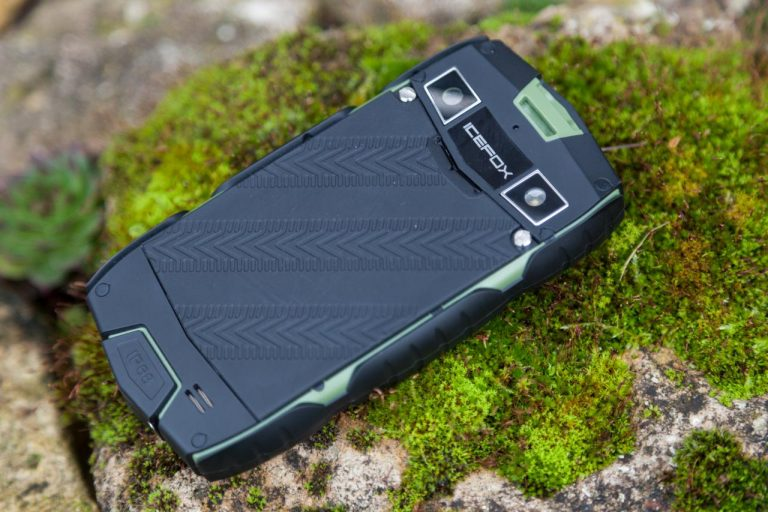 Im Test: IceFox Thunder – 4-Zoll-Outdoor-Handy mit Android 4.3