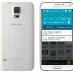 Samsung Galaxy S5 mit Android 5.0