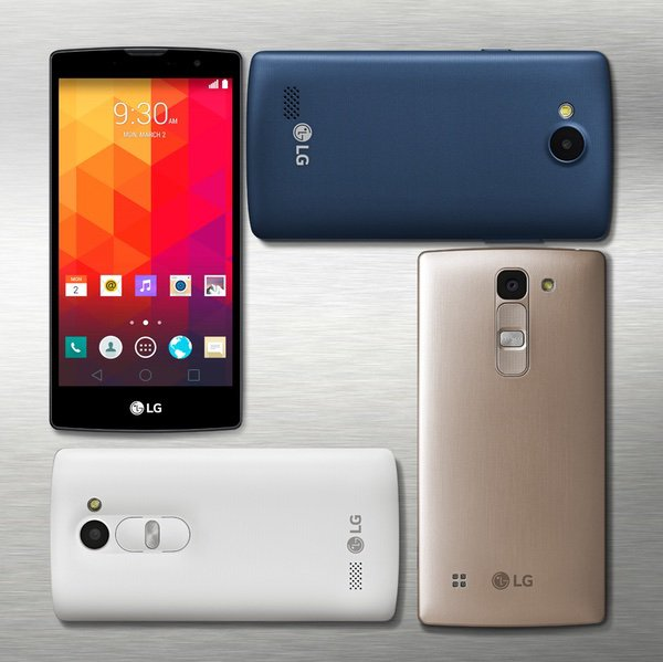 Neue LG-Serie mit Android 5.0