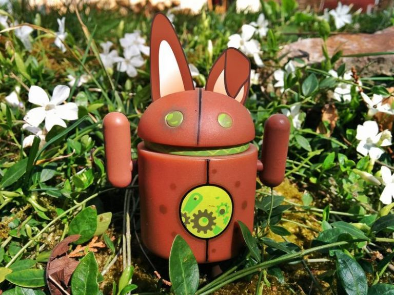 Android User wünscht frohe Ostern!