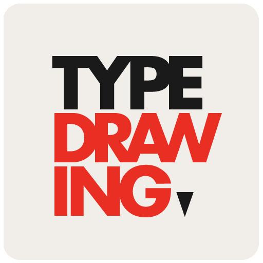 TypeDrawing: Erstelle tolle Bilder aus Buchstaben