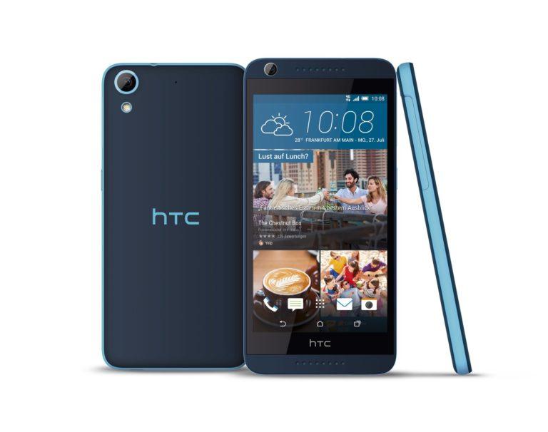 HTC stellt Desire 626 offiziell vor