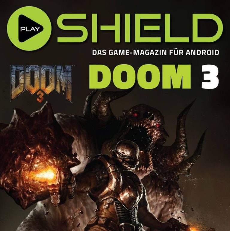 Play SHIELD: Neues Android-Magazin für Gamer ab sofort im Play Store