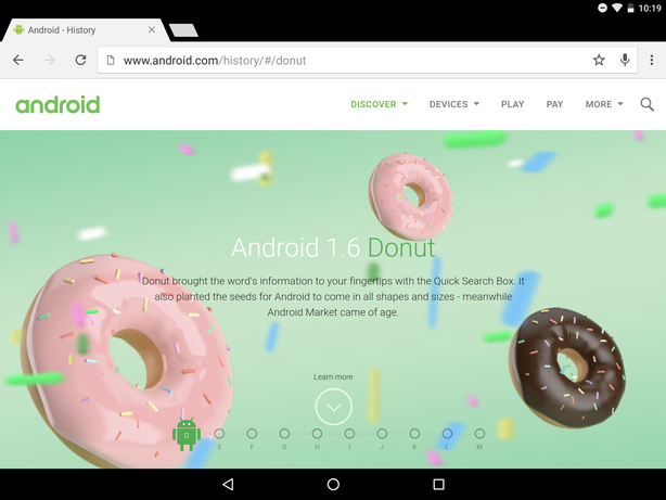 android-history-donut
