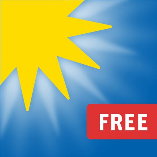 WeatherPro Free – Der Wetterfrosch für dein Smartphone
