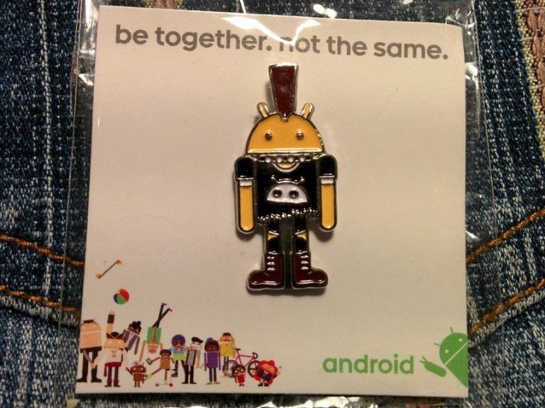 DEZ 06: Android Punk PIN