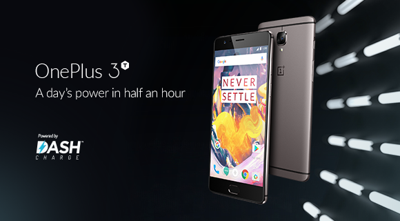 OnePlus 3T – More Power, more Speed