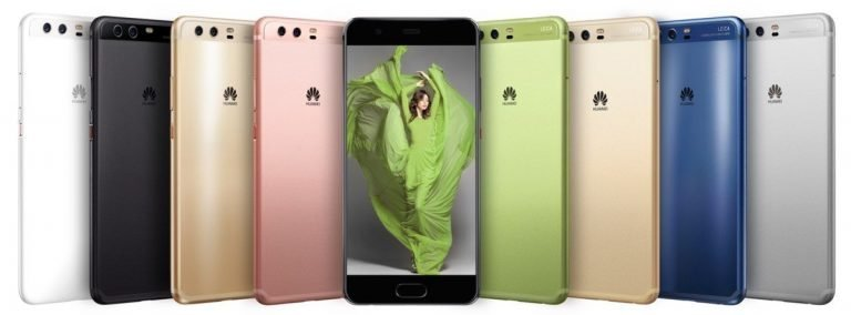 Change the way the world sees you: HUAWEI P10 und P10 Plus in Pop-up-Stores erleben