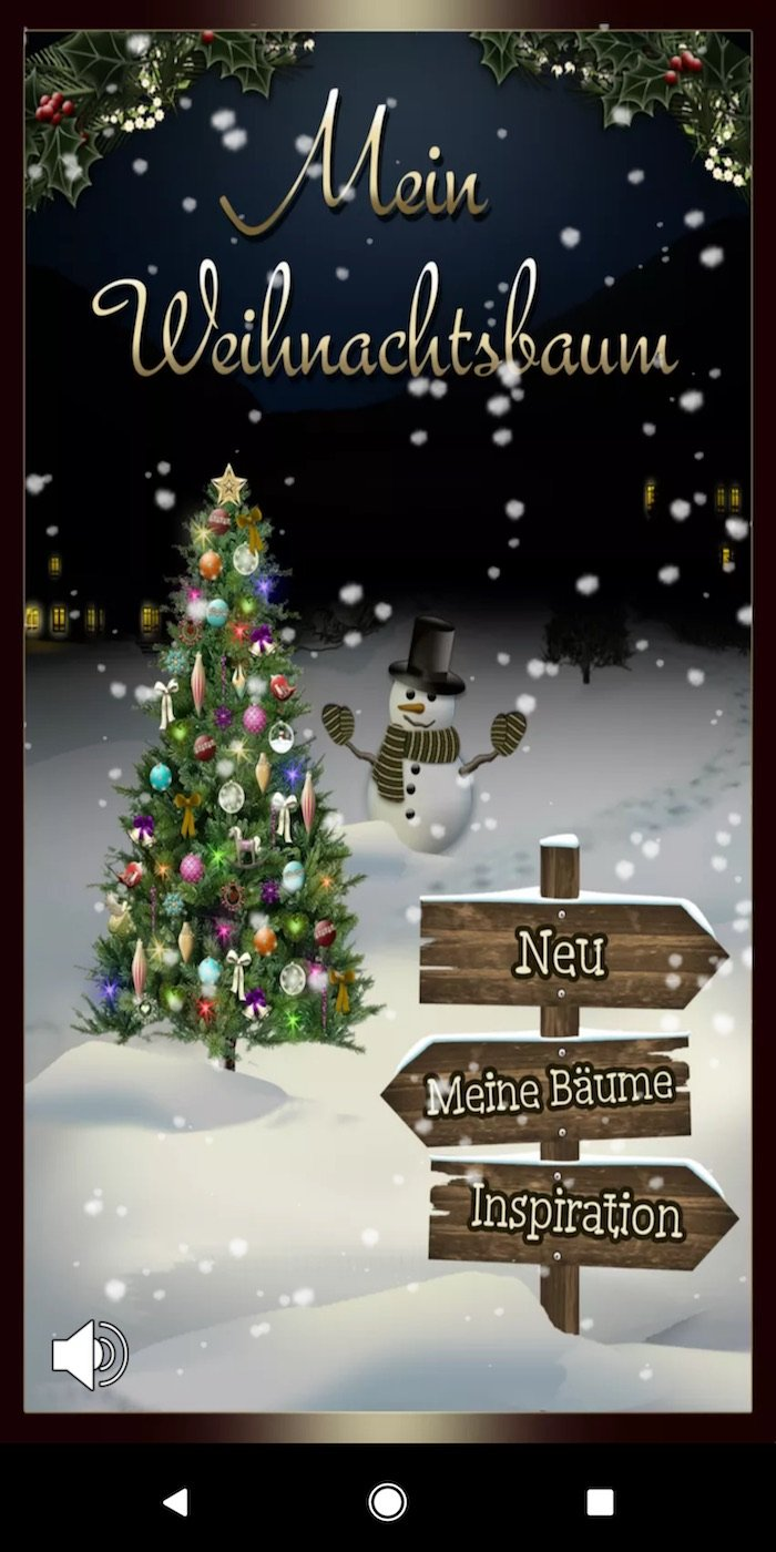 Mein Weihnachtsbaum Schmücke Deinen Virtuellen Weihnachtsbaum