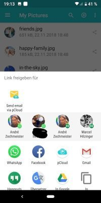 pCloud 8 | Android-User.de
