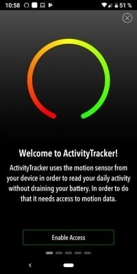 Activity Tracker 1 | Android-User.de