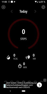 Activity Tracker 2 | Android-User.de
