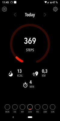 Activity Tracker 8 | Android-User.de