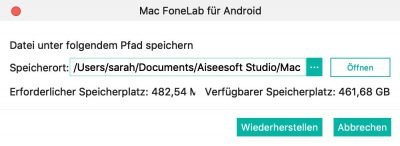 FoneLab Datenrettung 12 | Android-User.de