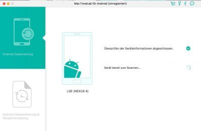 FoneLab Datenrettung 6 | Android-User.de