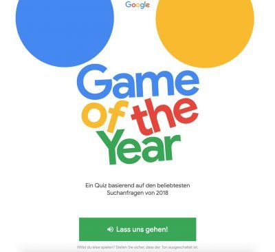 Game of the Year 1 | Android-User.de