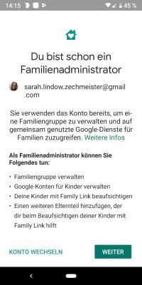Google Family Link 4 | Android-User.de