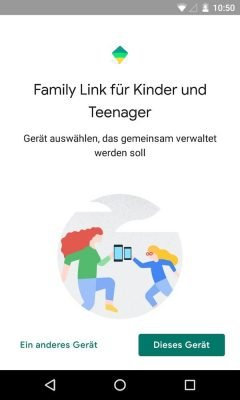 Google Family Link 7 Kind | Android-User.de