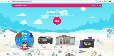 Google Santa Tracker 1 | Android-User.de