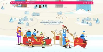 Google Santa Tracker 2 | Android-User.de