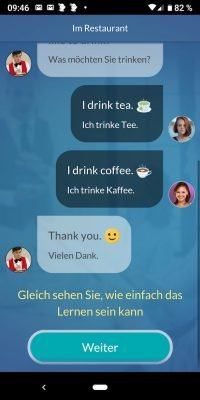 Sprachen Mondly Languages 3 | Android-User.de