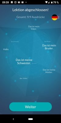 Sprachen Mondly Languages 8 | Android-User.de