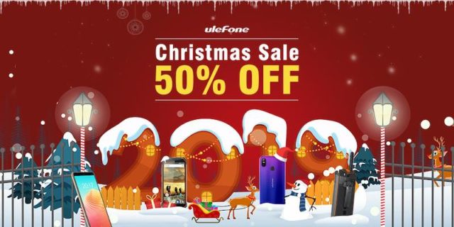 Ulefone Christmas Sale | Android-User.de