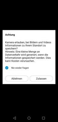 ZTE Axon 18 | Android-User.de