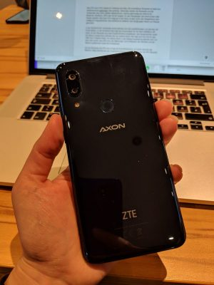 ZTE Axon 2 | Android-User.de