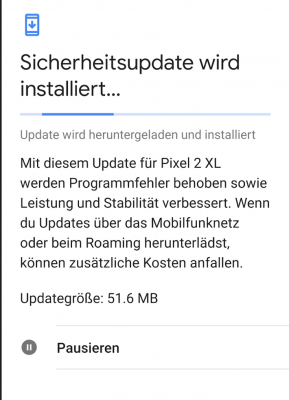 Update 2 | Android-User.de