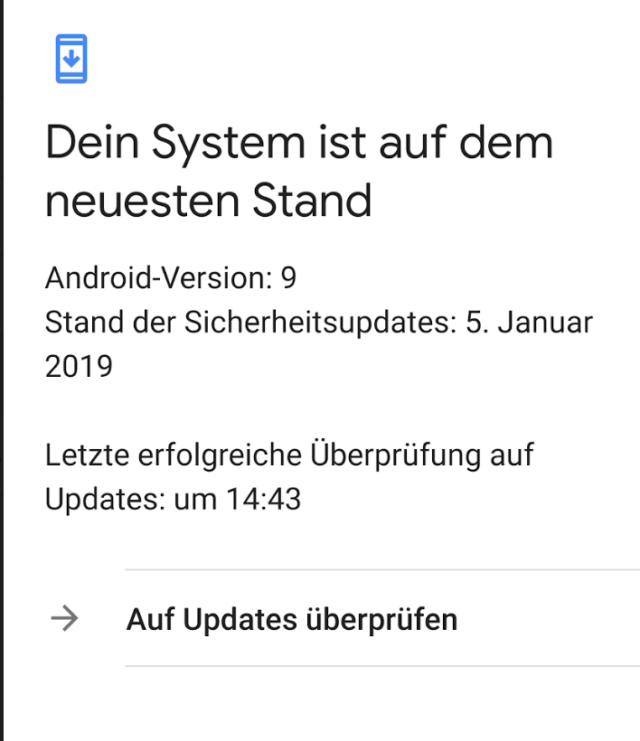 Update Icon | Android-User.de