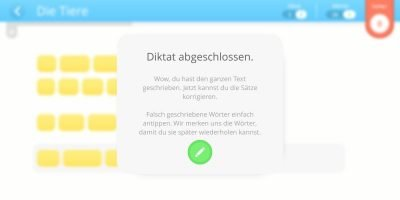 Easy Peasy Diktate 10 | Android-User.de